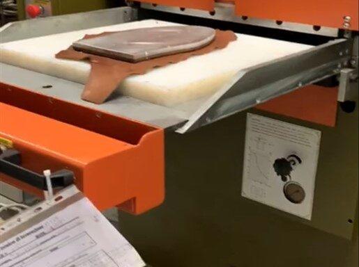 Secom plater PL1250 – N° 610