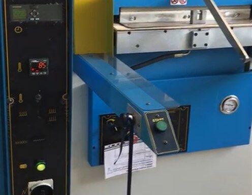 RFS hydraulic plater
