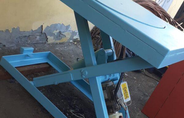 Hydraulic platform 1,5 mt x 1 mt – N° 1212