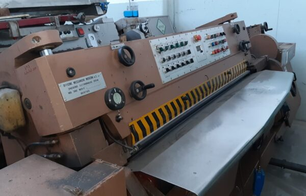 Mosconi Dry Splitting machine 1800mm – N° 1204