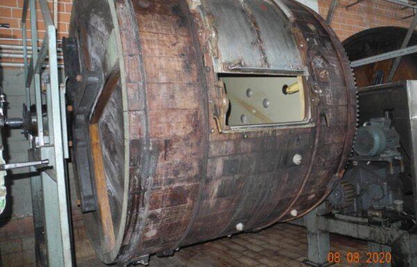 Wooden drum inside PPH – N° 1191