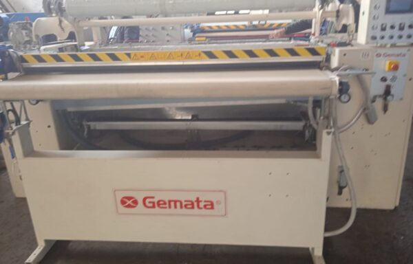 Gemata roll coating 1800mm with 3 cylinders – N° 1323