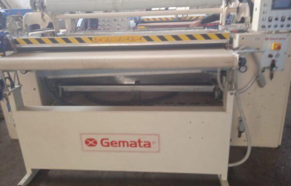 Gemata roll coating 1800mmwith 3 cylinders – N° 1323