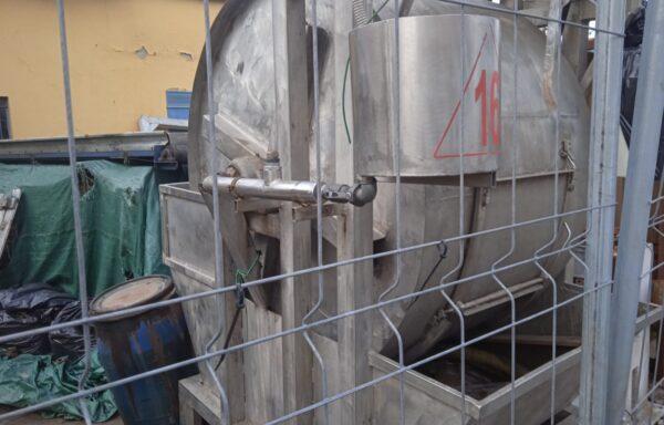 Testing Drum Brand Steni 1600 mm x 900mm – N° 1264