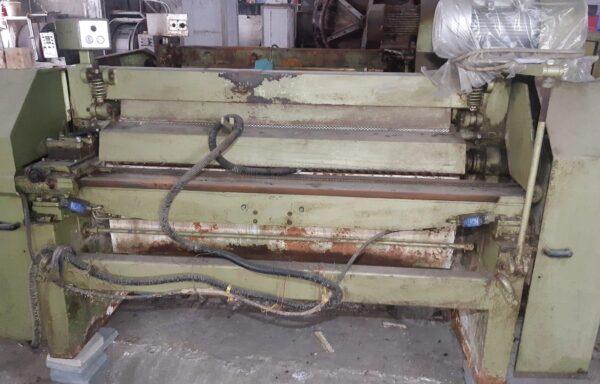 Brand RM Fleshing machine 1600 mm – N° 1398