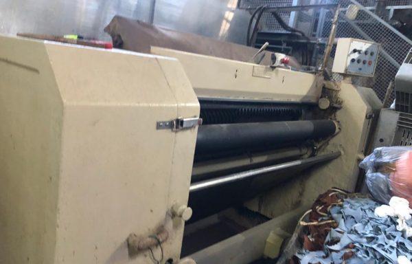 CM fleshing machine 1500 mm – N° 1549