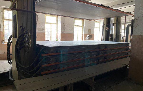 Vacuum Cartigliano 4 boards – N°1596