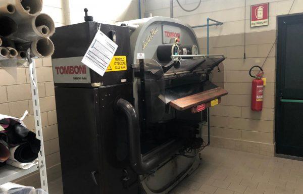 Tomboni press 250 ton – N° 1543